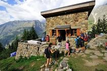 Refuge de l'Alpe du Pin (boucle)