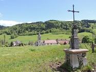 Rando pédestre : L'ancienne Forêt Noire de la Chapelle de Merlas