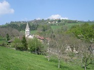 Circuit pédestre : Les deux villages de St Aupre