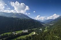 Randonn�e p�destre : 13 - Le sentier du Val-Montjoie