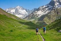 Randonn�e : l'Alpe de Villar d'Ar�ne