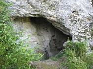 Grotte de la Cabatane, crête et belvédère