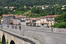 Sur les routes de l'Ardéchoise : L'Allier