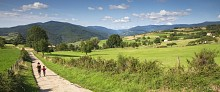 L'Ardéchoise : L'Ardèche Verte - Cance