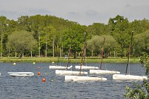 Le Lac du Bel Air � Priziac - circuit n�22
