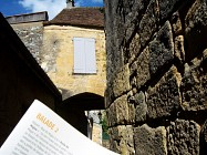 Visite de la Cité Médiévale de Gourdon, Balade N°2