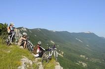 Cime des Tourdeaux n�16 - NOIR - Base VTT FFCT Val de Durance