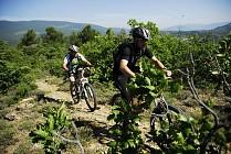 Le Tour des Jas n�19 - ROUGE - Base VTT FFCT Val de Durance