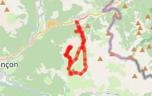 Balades et randonnées de Montgenèvre - Le tour des forts