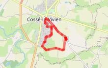 Circuit du musée à Cossé-le-Vivien