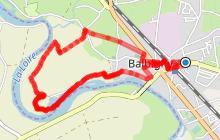 Balbigny - Sentier de la gravière
