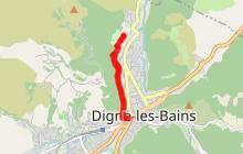 Le sentier de Caguerenard N°4-Trés facile 5km-1h30