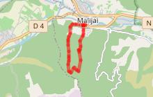 Le Chemins de Puimichel n°5 - Facile 7km - 1h45