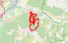 Les Lavandes n°11- Difficile 18.5km - 2h30