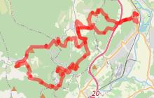 Les chapelles n°5 - Moyen 46km - 5h
