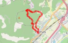 La Pierre Plantée n°6 - Facile 7.5km - 1h30