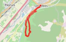 Le Courcousson n°24 - Difficulté moyenne - 5km - 1h
