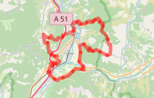Le Gravel n°28 - Moyen 35km - 2h30