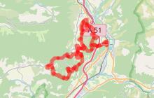 Grand Raid n°4+5 - Très difficile 60km - 6h