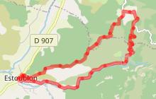 Les rives de la Bléone N°12-Facile  22km ' 2h30