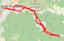 Les thermes N°13-Trés facile 7km ' 1h00