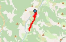 Le hameau de Heyre N°18-Facile 12km'1h30