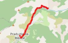 Le lac des Eaux Chaudes N°19-Trés facile 9km ' 1h00