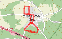 Promenade découverte de Villiers-sous-Grez