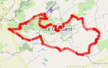 Sentier des Celtes - LE GIROUARD (85)