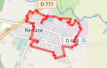 Circuit urbain de Renazé