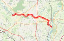 Le canal de Nantes à Brest - De Quiheix / Nort sur Erdre à St Omer de Blain