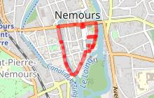 Circuit touristique de Nemours