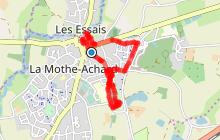 Sentier du Lavoir - LES ACHARDS (85)