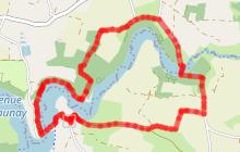 Sentier du Lac - SAINT JULIEN DES LANDES (85)