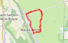 Chemin de découverte du Marais