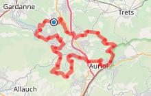 Pétale Sud - Entre Sainte-Victoire et Sainte-Baume - Sentier Provence, Mines d'Énergies