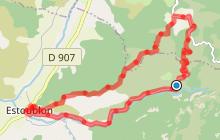 La crête de la Jaillière N°23-Moyen 15km ' 2h00
