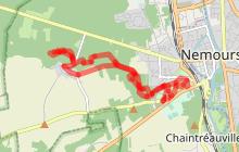Parcours Trail de Saint-Pierre-lès-Nemours