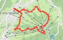 Tour du Mont Lachat