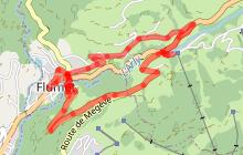 Itinéraire Tour des Secrets n°30 - Route Panoramique