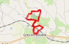 Randonnée patrimoine à Grez-en-Bouère