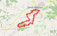 Circuit de randonnée C : La Roche Mathiole
