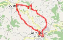 Circuit de randonnée L : Le Crêt des Etoiles
