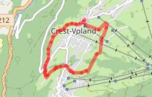 Le Tour de Crest-Voland