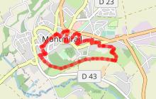 MONTMIRAIL La randonnée des remparts