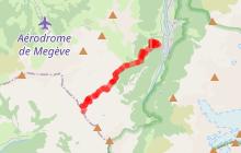 Randonnée: Le Col du Joly