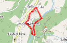 """Randonnée """"le Tour du Chatelard"""""""