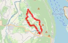 Sentiers VTT Le Mont de Lierre