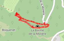 Circuit des Meulières de la Corbière