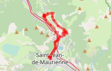 36 - Lacets de Montvernier - Tour du Châtel
